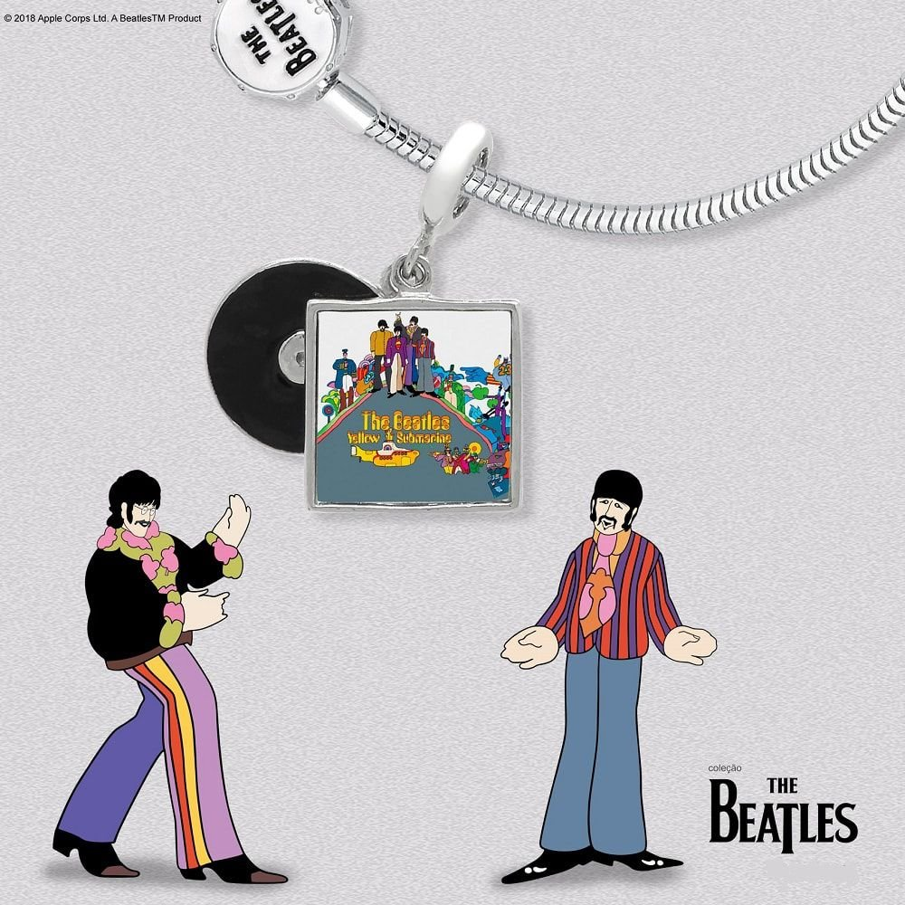 Berloque Álbum Yellow Submarine Beatles