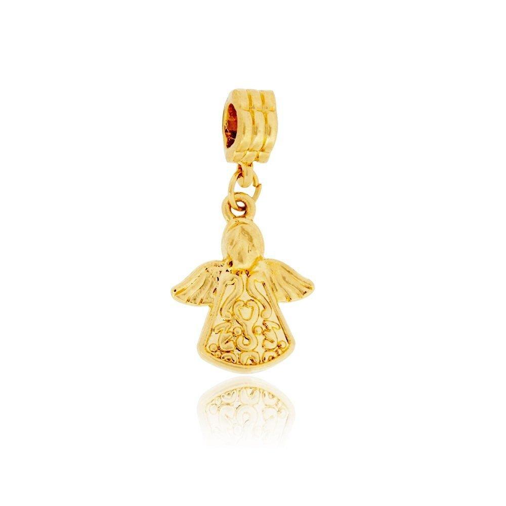 Berloque Anjo Dourado
