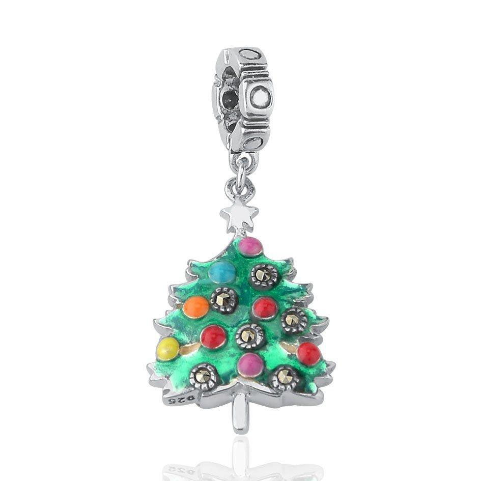 Berloque Árvore de Natal