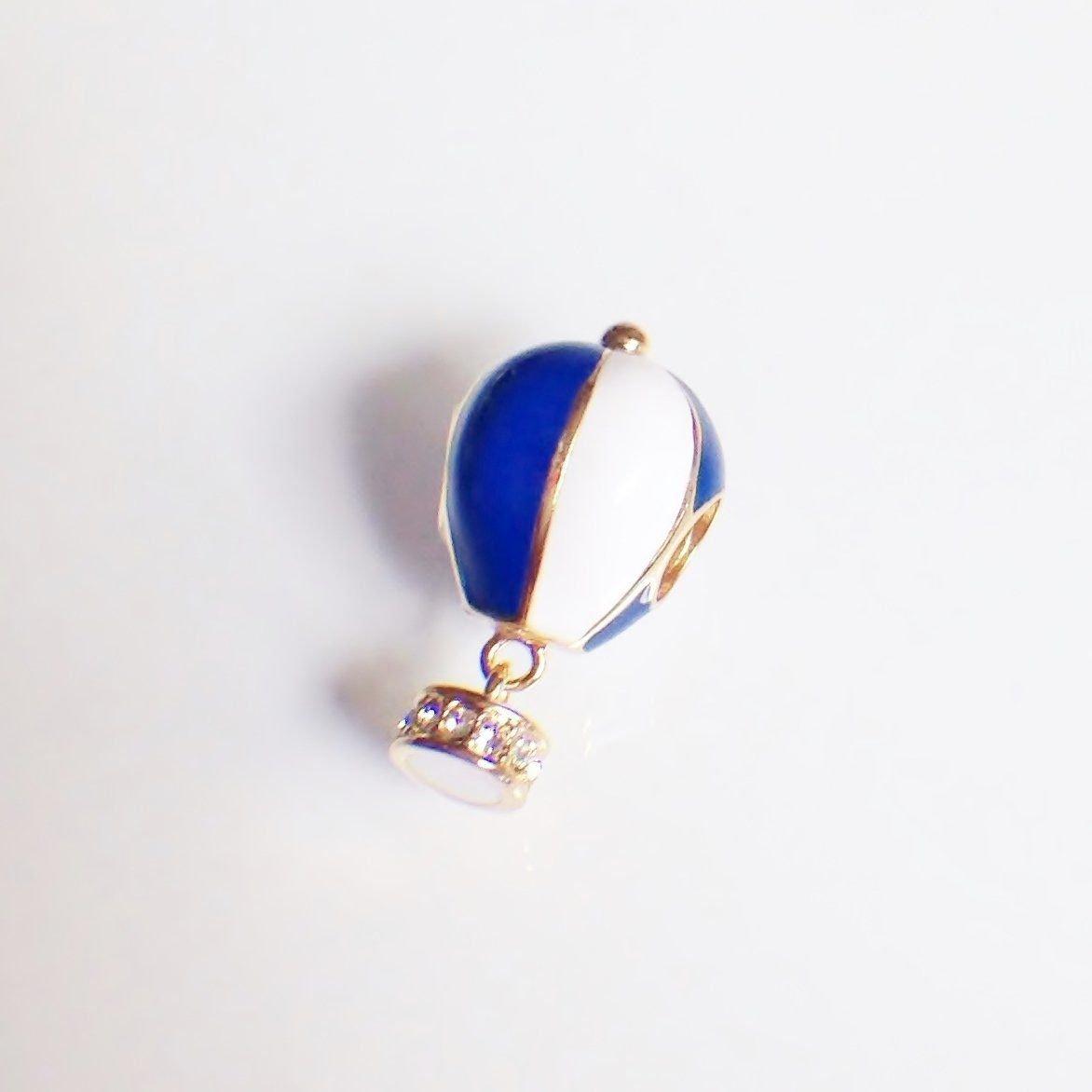 Berloque Balão Azul