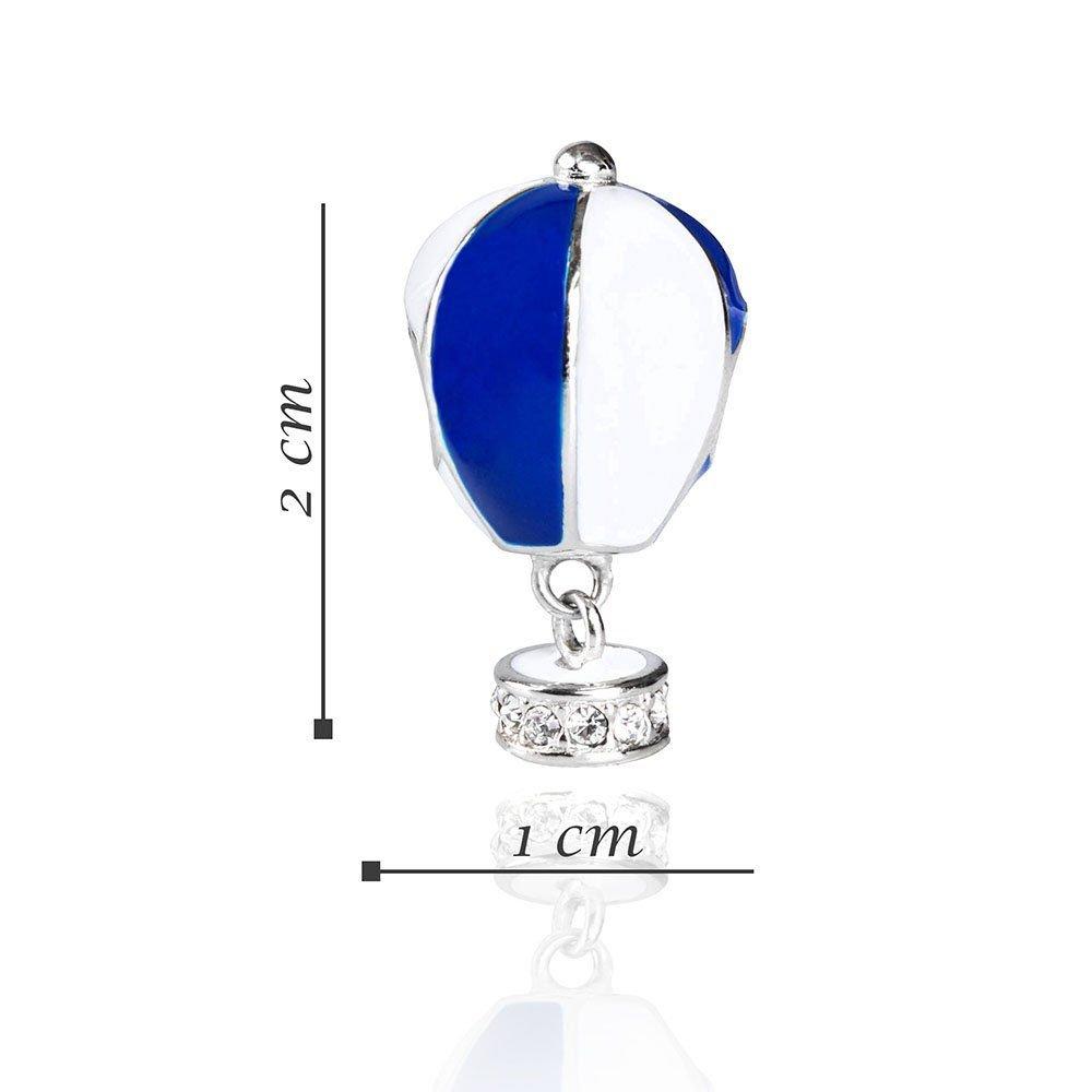 Berloque Balão Azul I