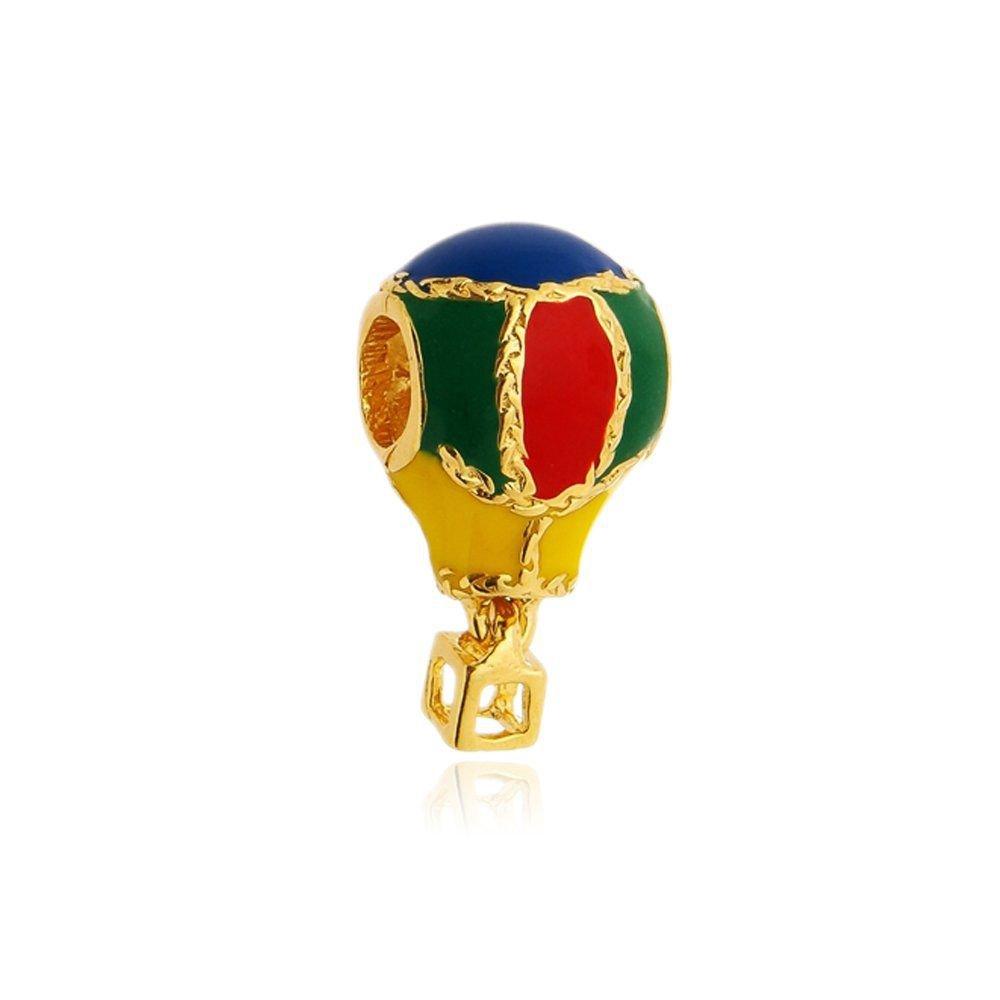 Berloque Balão Colorido