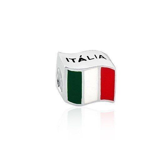 Berloque Bandeira Itália