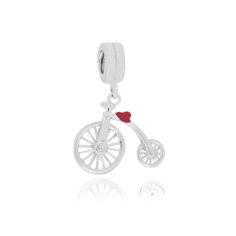 Berloque Bicicleta Retrô