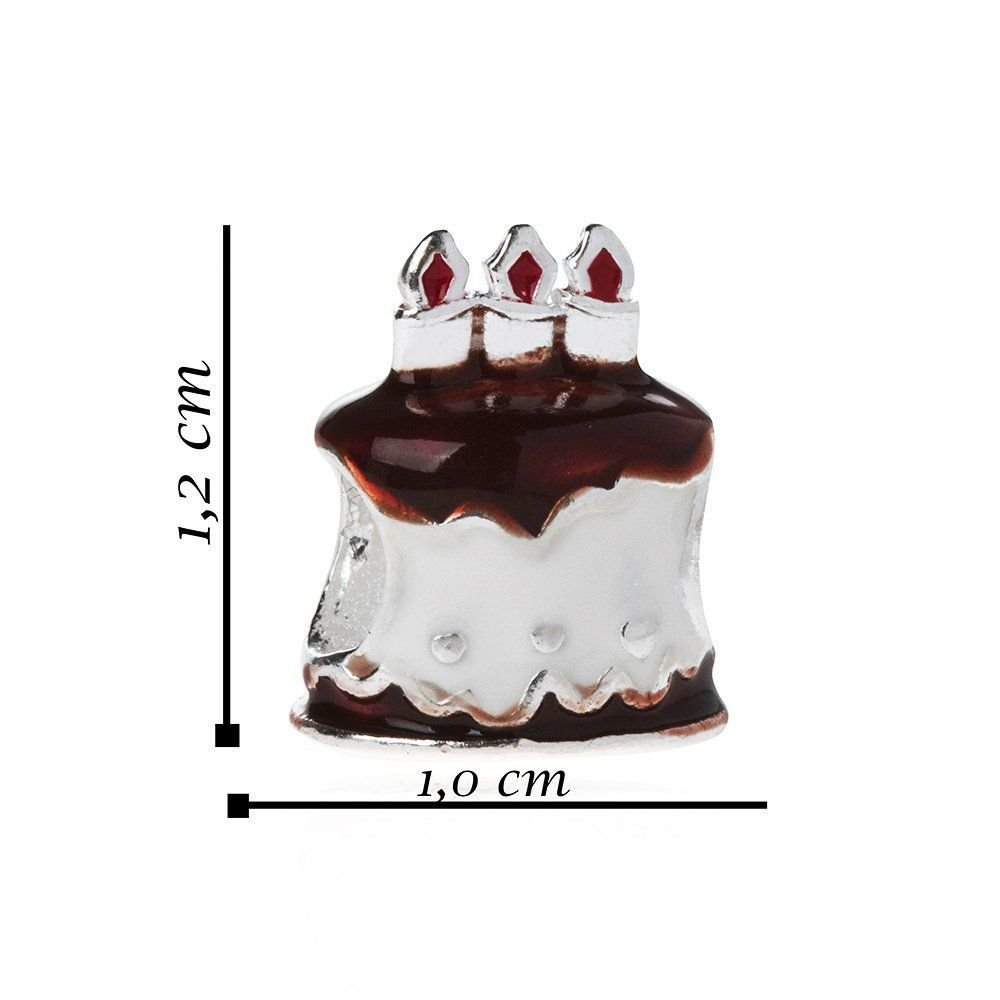 Berloque Bolo de Chocolate