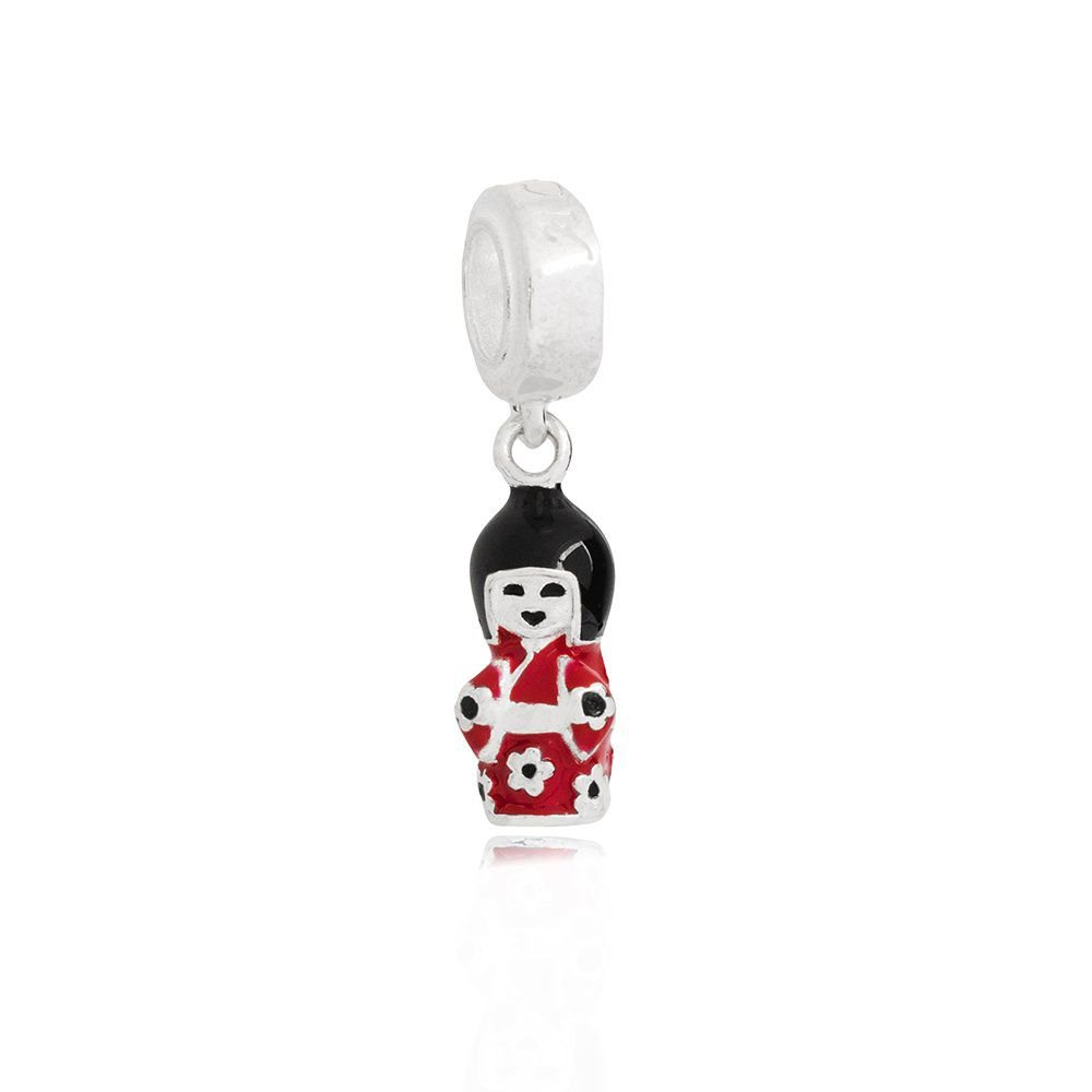 Berloque Boneca Japonesa