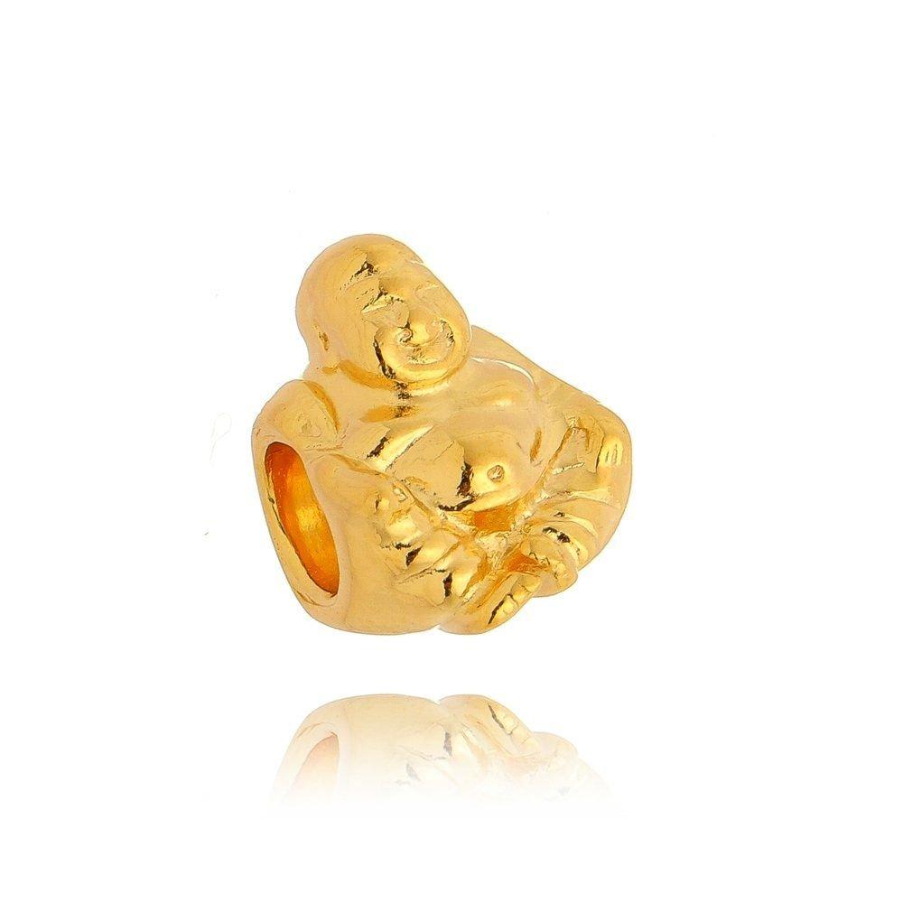 Berloque Buda Dourado