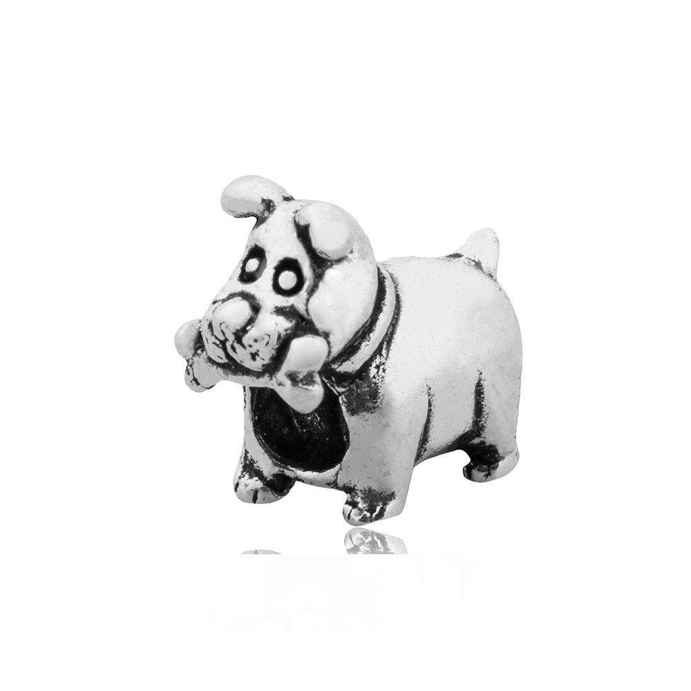 Berloque Cachorro Ossinho