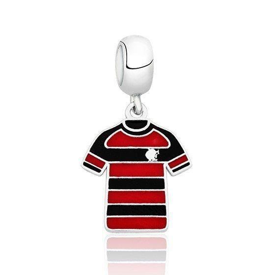 Berloque Camisa Do Flamengo