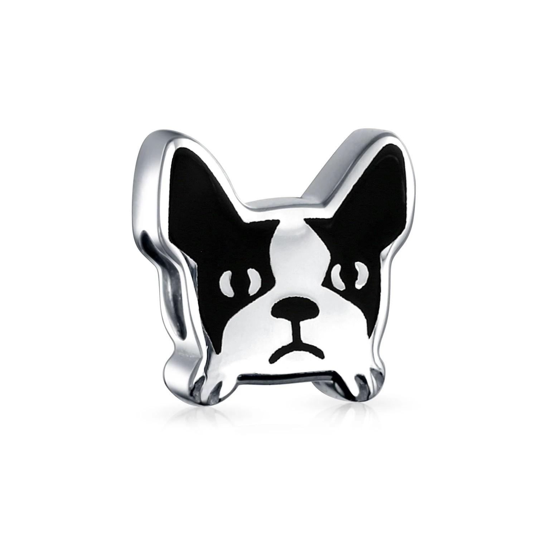 Berloque Carinha de Bulldog