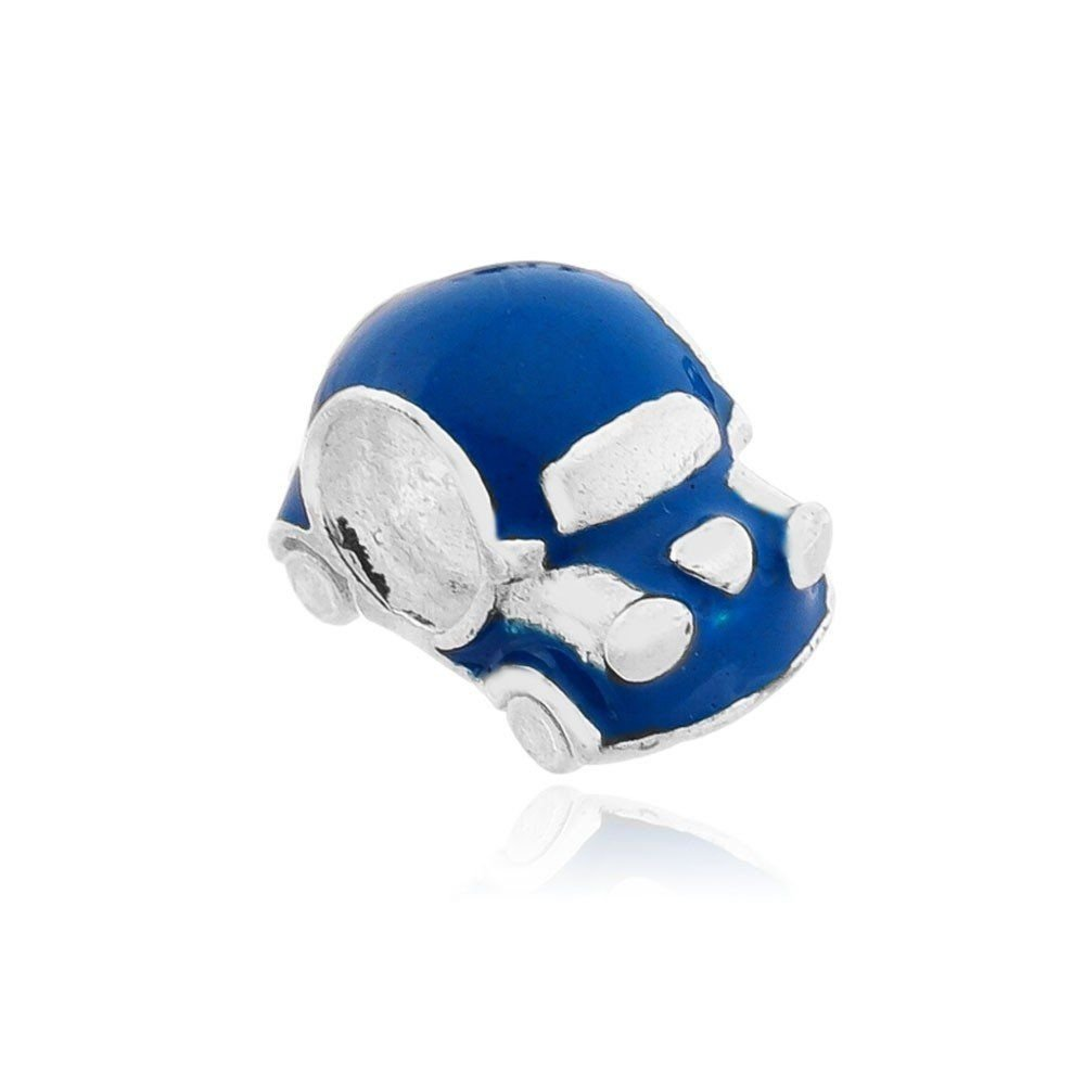 Berloque Carrinho Azul