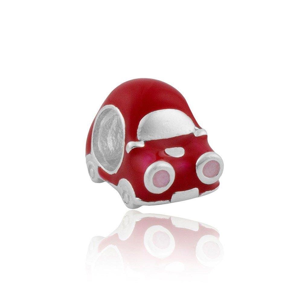 Berloque Carro Vermelho