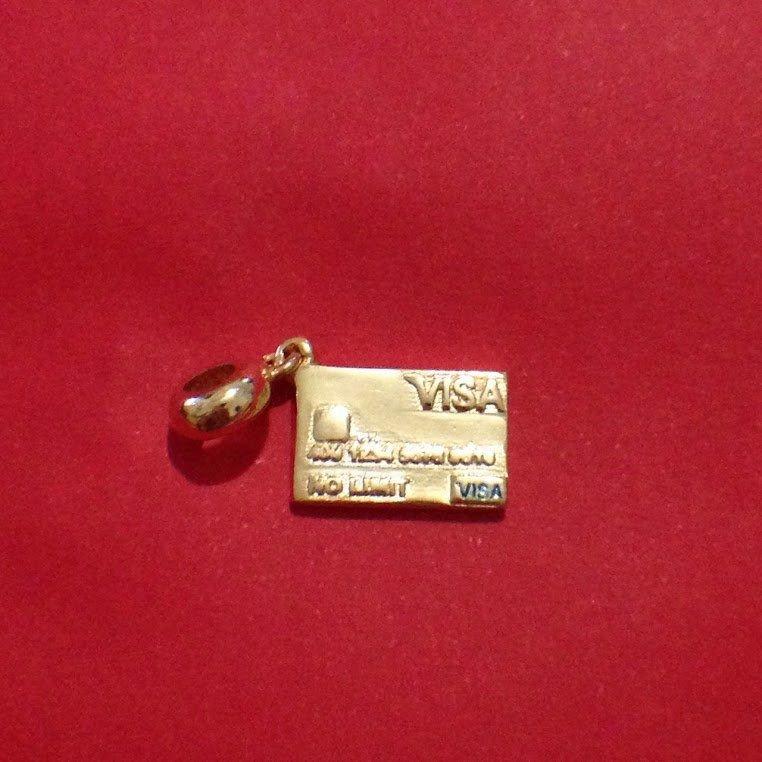 Berloque Cartão Sem Limite D