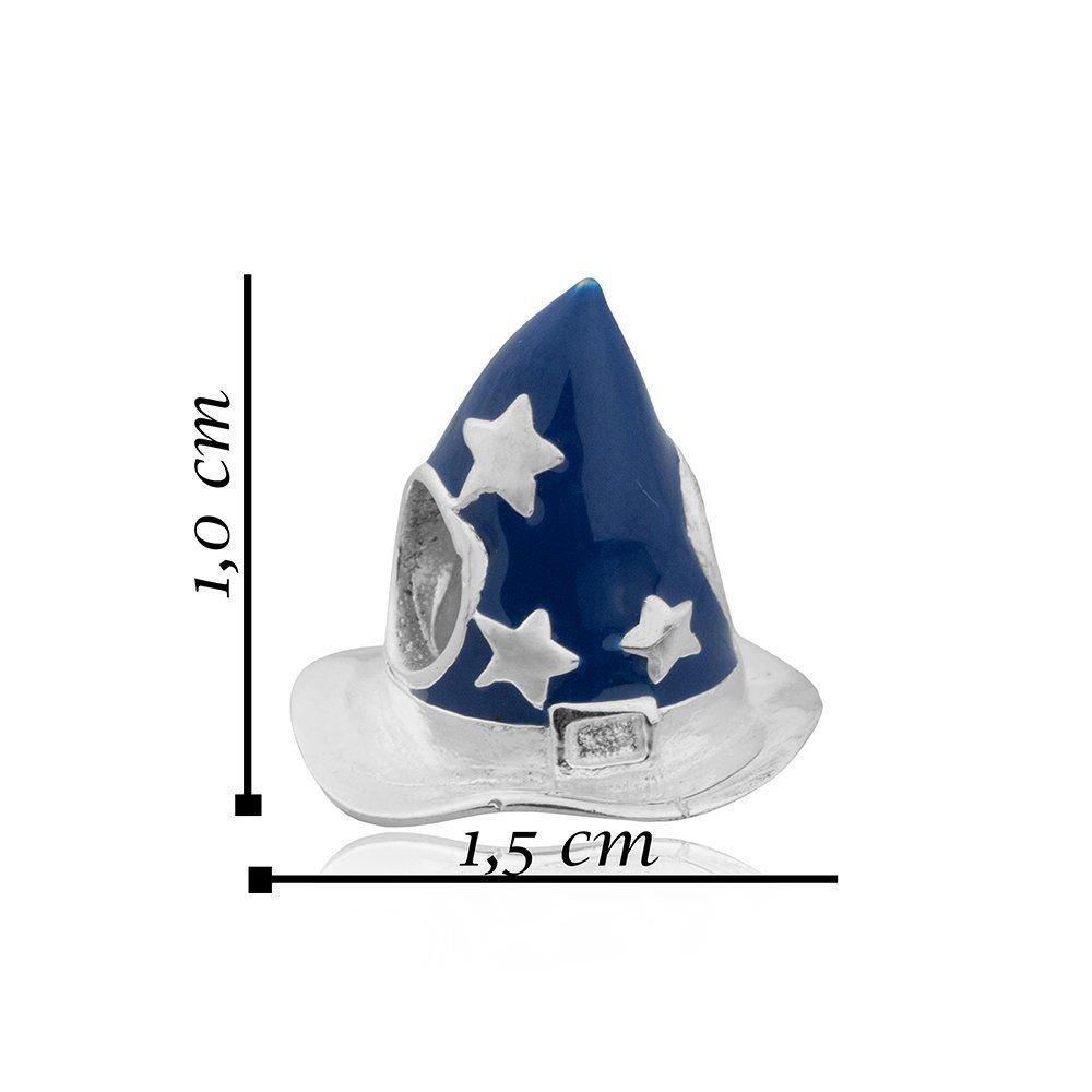 Berloque Chapéu de Mago