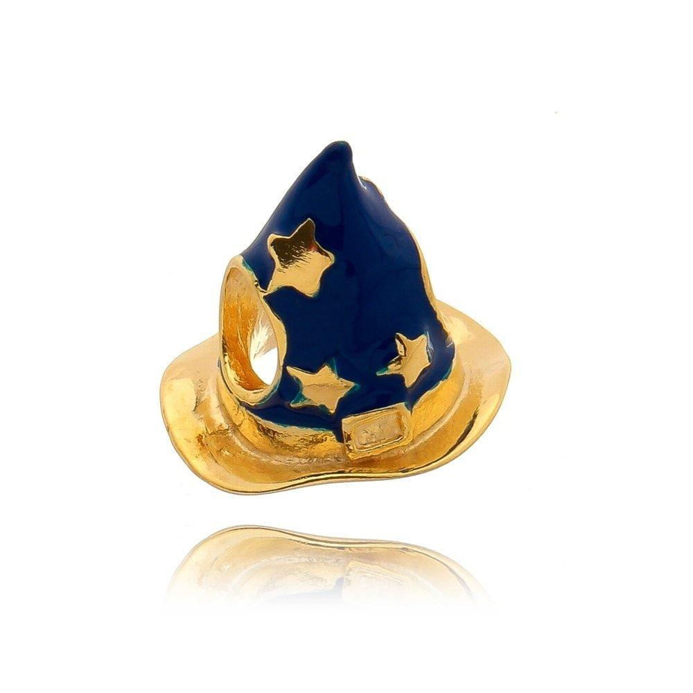 Berloque Chapéu Dourado