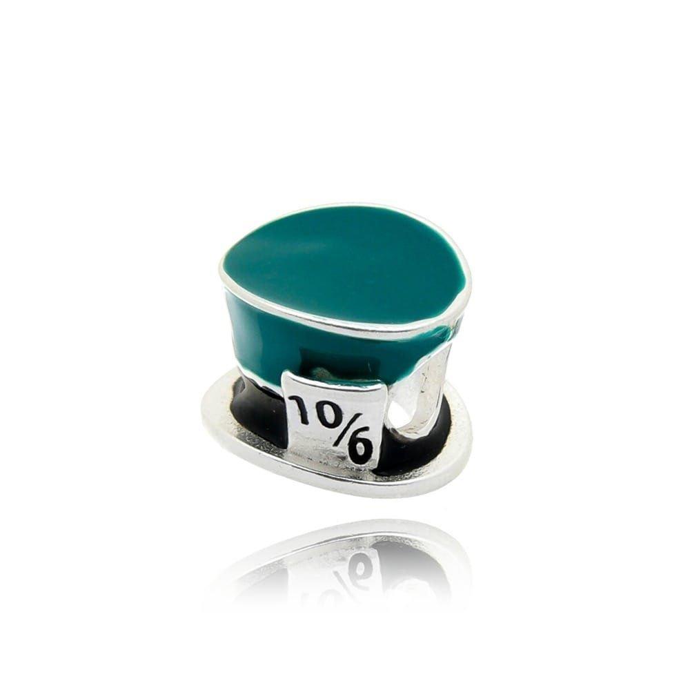 Berloque Chapéu Verde