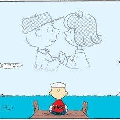 Berloque Charlie Brown Apaixonado