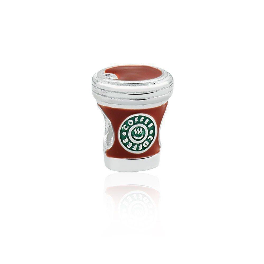 Berloque Copo Coffee