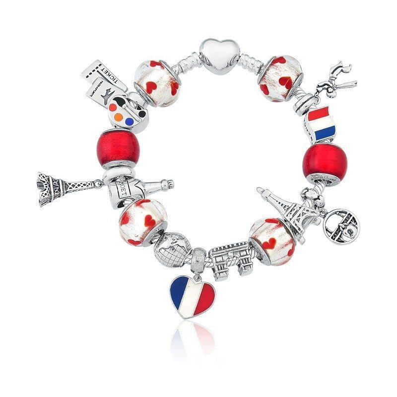 Berloque Coração França