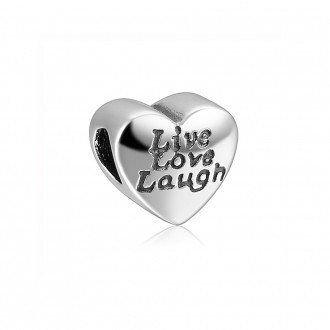 Berloque Coração Live