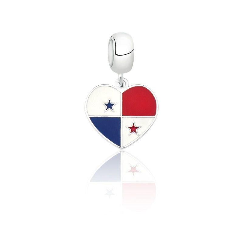 Berloque Coração Panamá