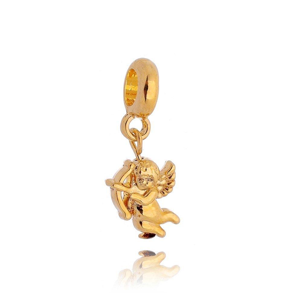 Berloque Cupido Dourado