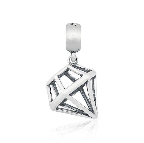Berloque Diamante