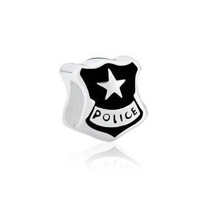 Berloque Distintivo Policial