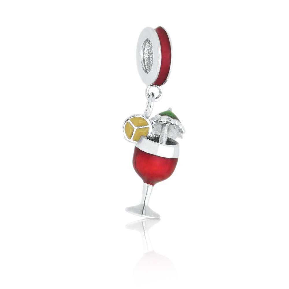 Berloque Drink Vermelho