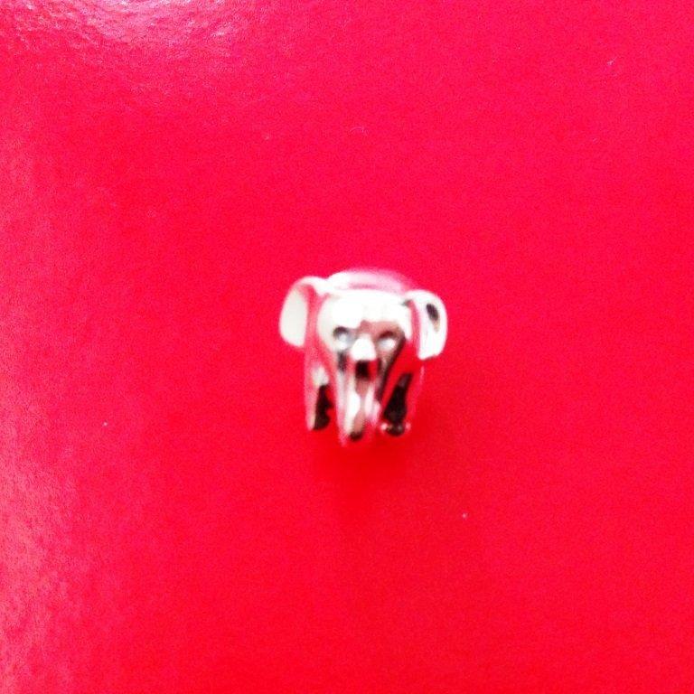 Berloque Elefante Da Sorte