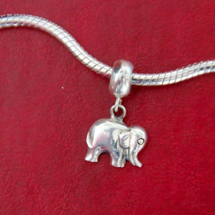 Berloque Elefante de Lado