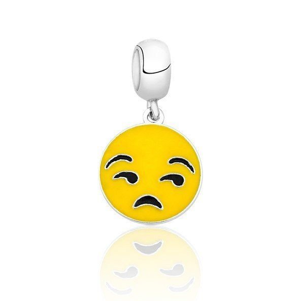 Berloque Emoticon Incomodado