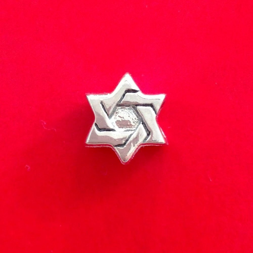 Berloque Estrela de Davi