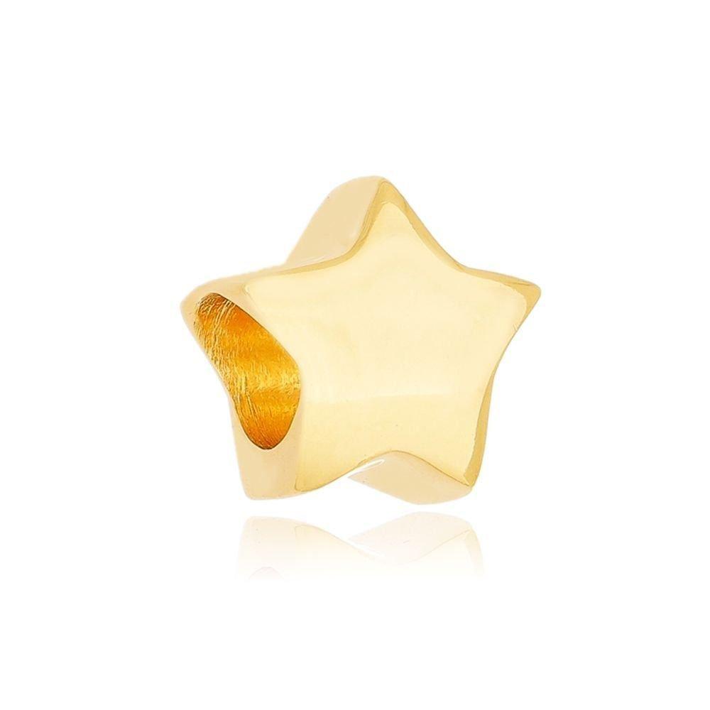 Berloque Estrelinha Dourada