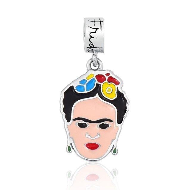 Berloque Frida Kahlo Colorida