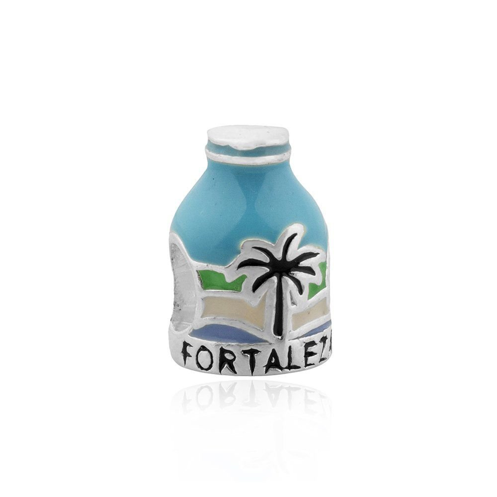 Berloque Garrafinha de Fortaleza