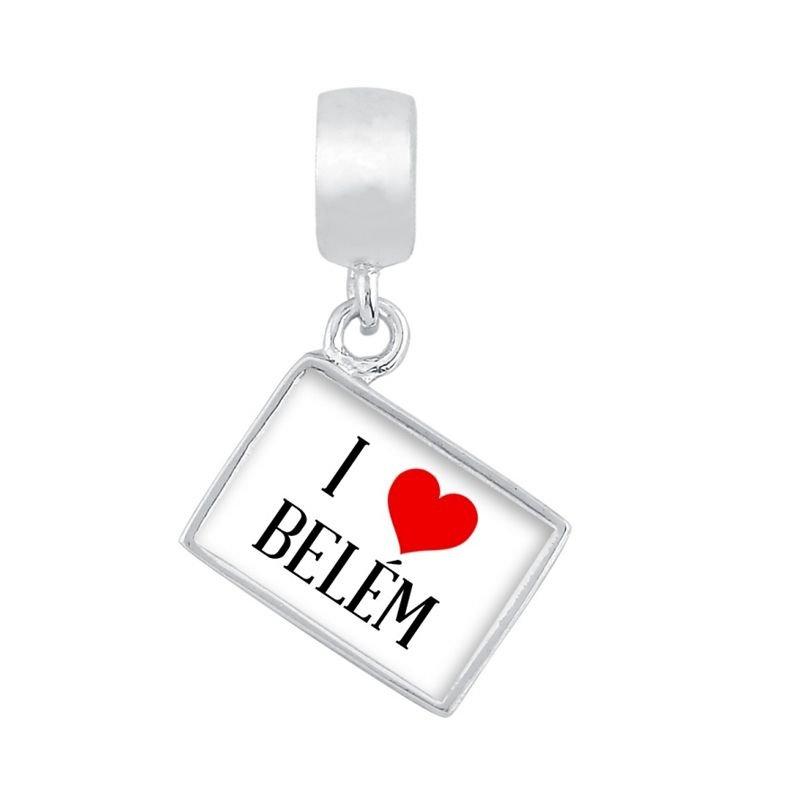 Berloque I Love Belém
