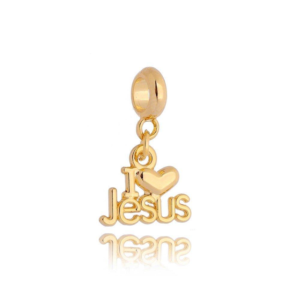 Berloque I Love Jesus