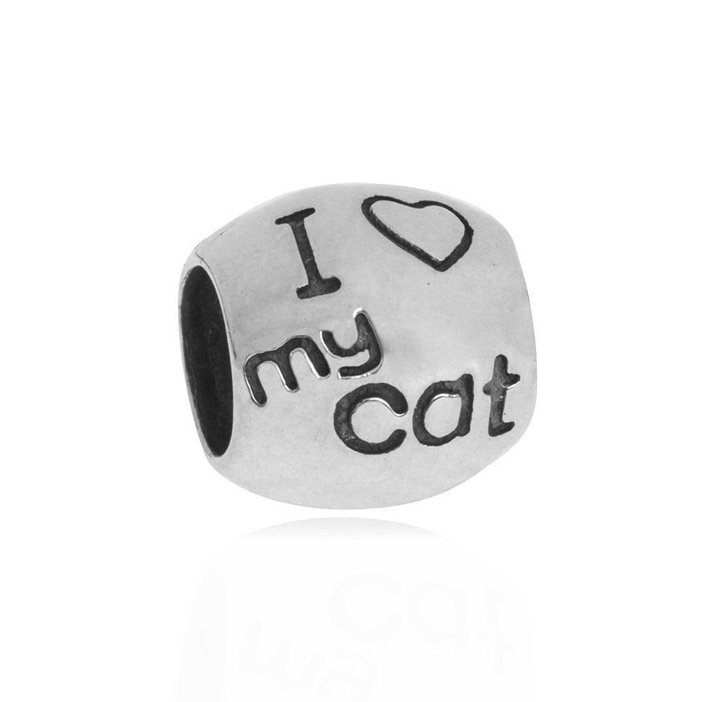 Berloque I Love My Cat