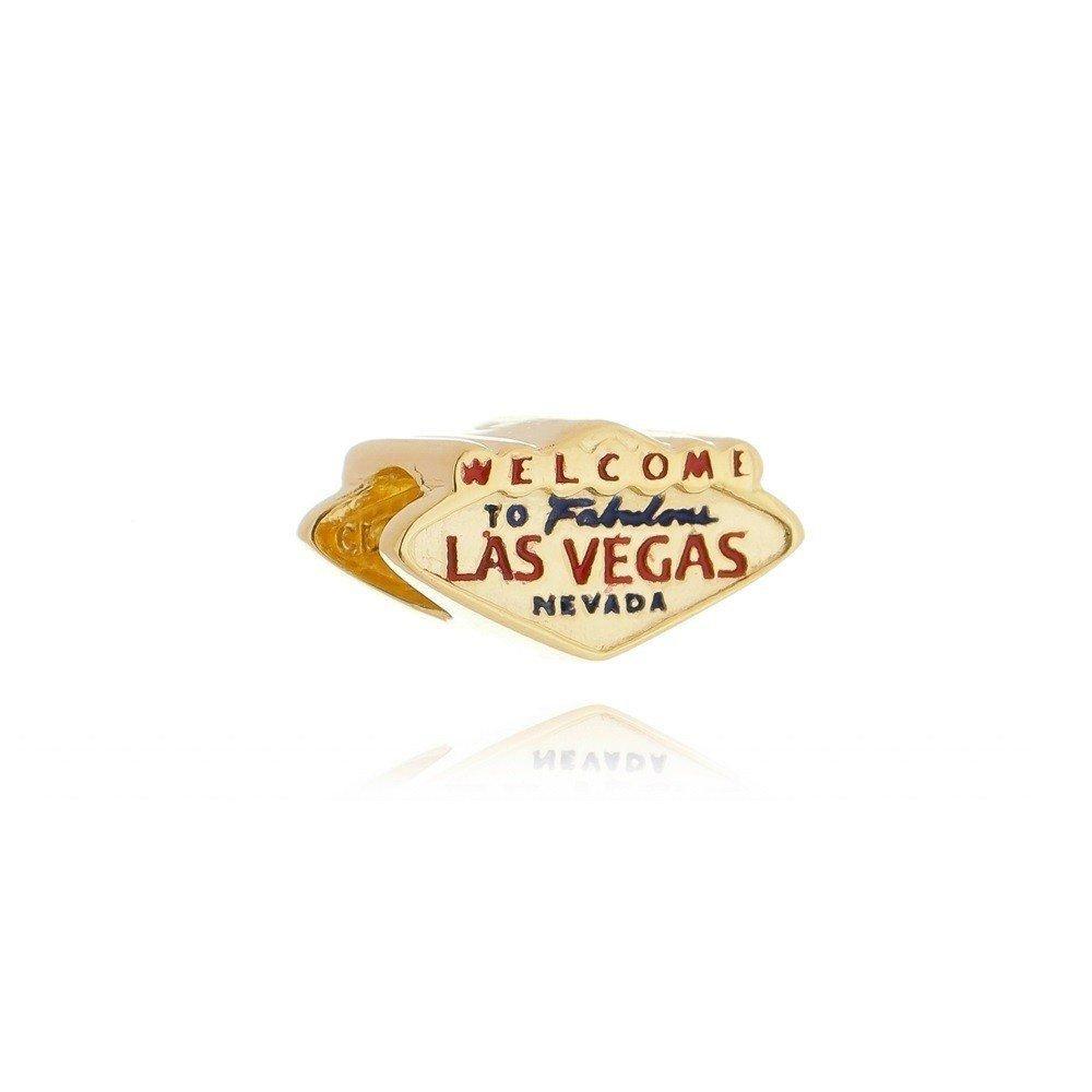 Berloque Las Vegas Dourado