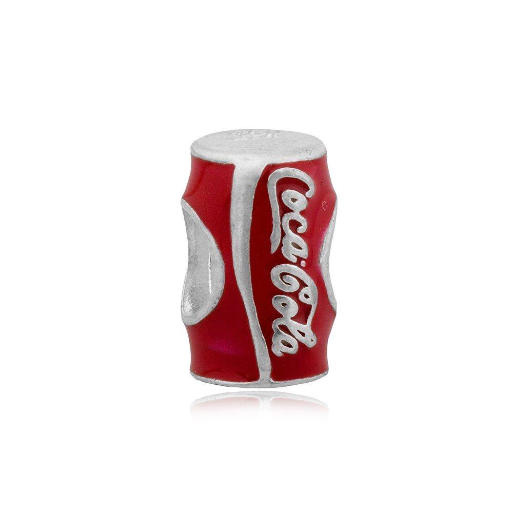 Berloque Latinha de Coca Cola