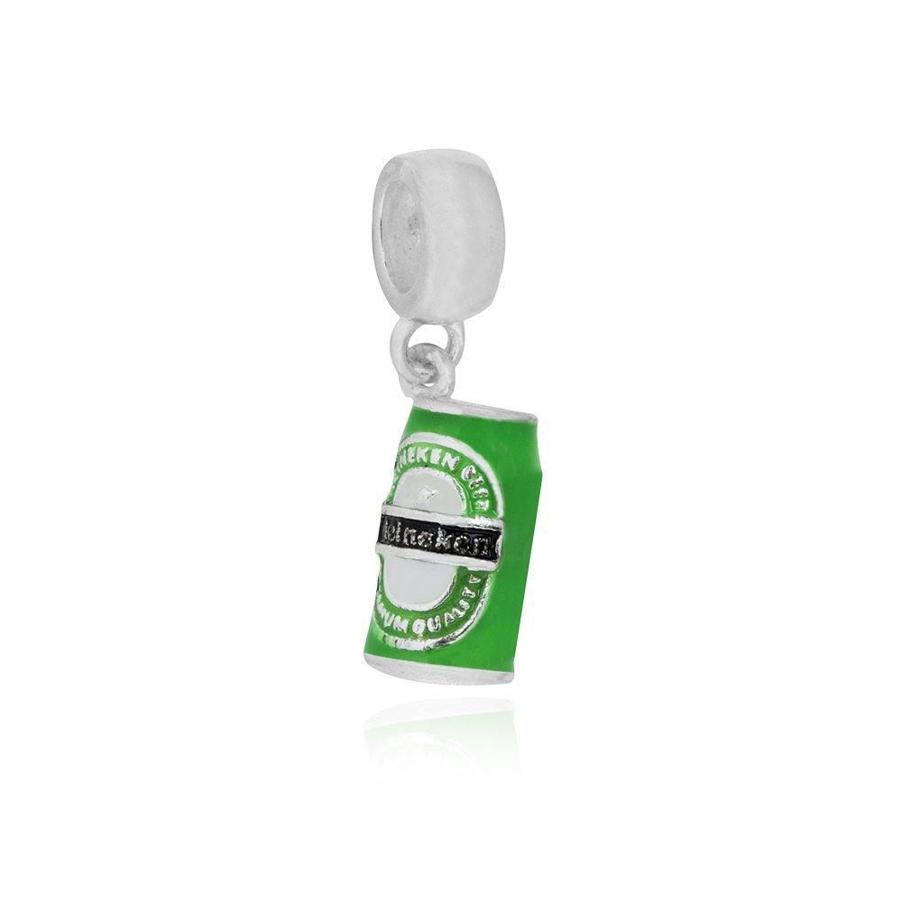 Berloque Latinha Heineken