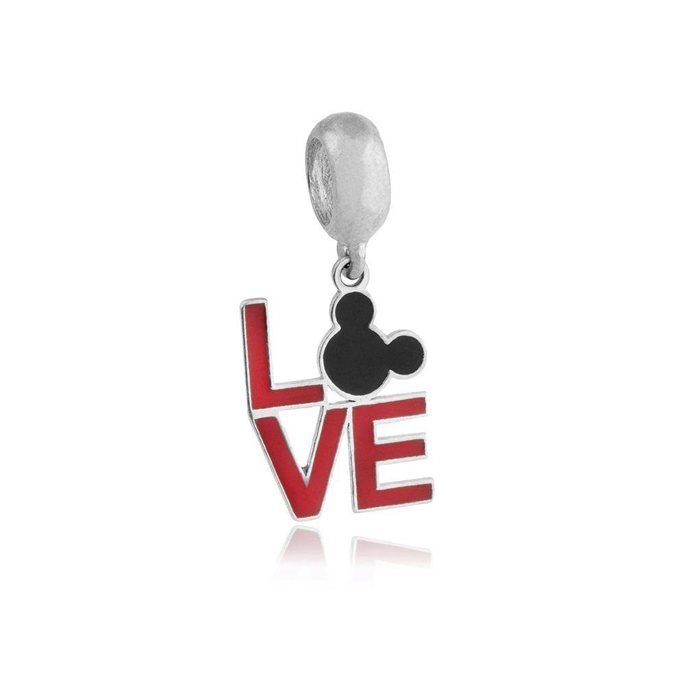 Berloque Love Esmaltado