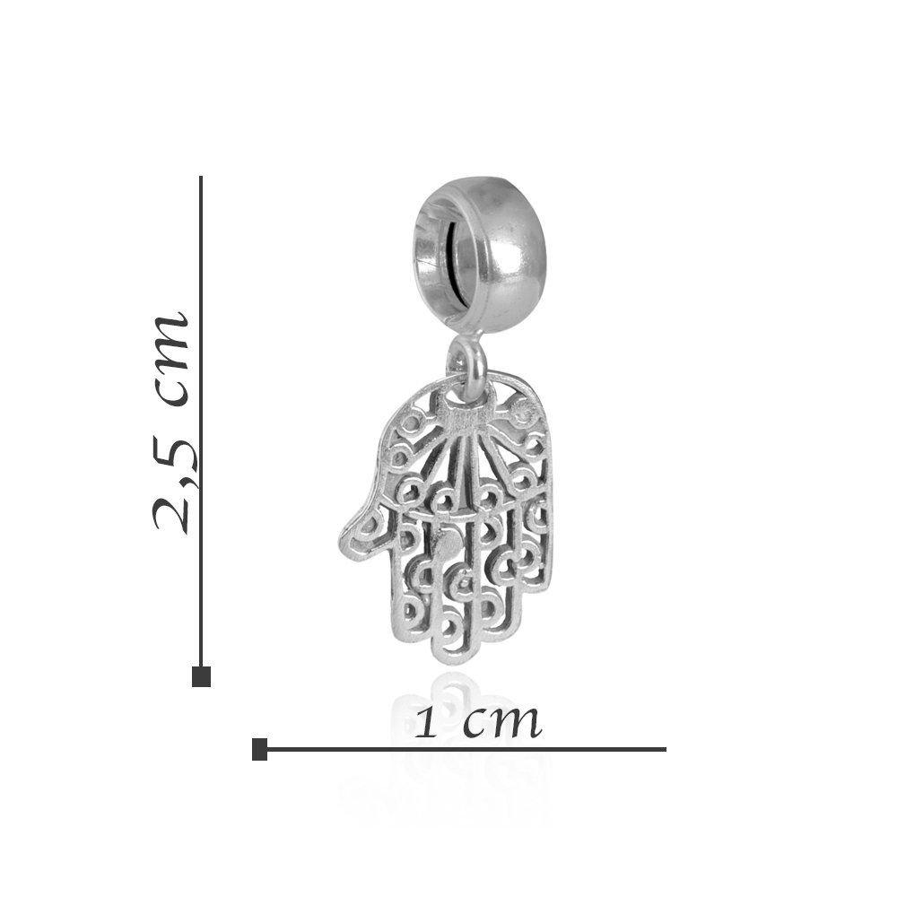 Berloque Mão de Fátima IV