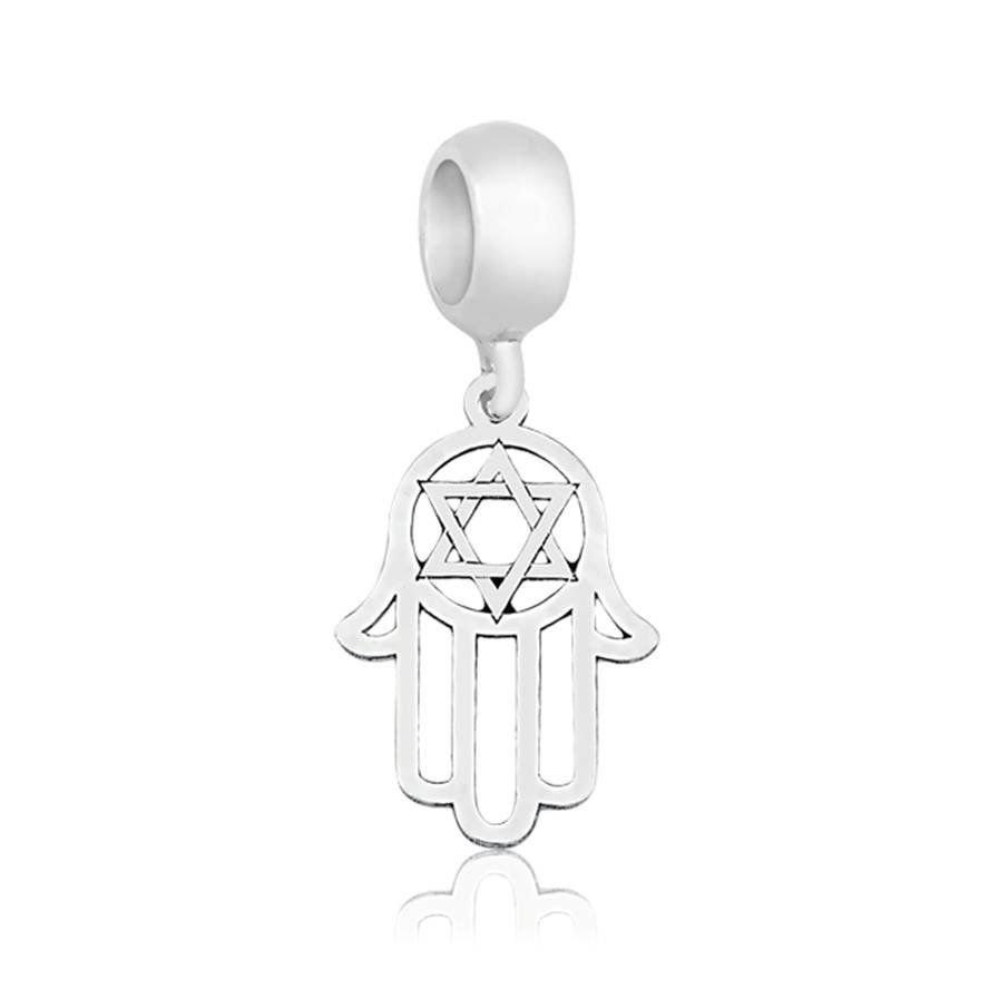 Berloque Mão Judaica
