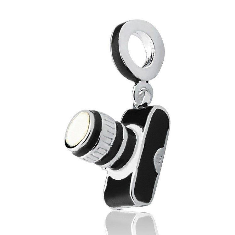 Berloque Máquina Fotográfica Preta II