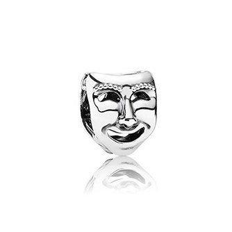 Berloque Máscara de Teatro
