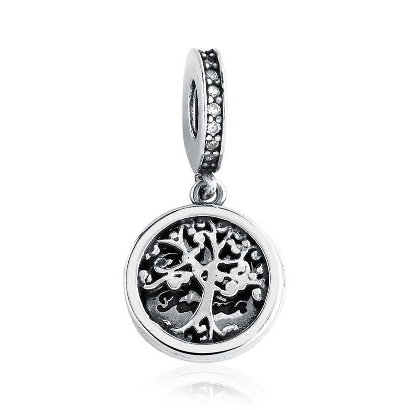 Berloque Medalha Árvore Da Família