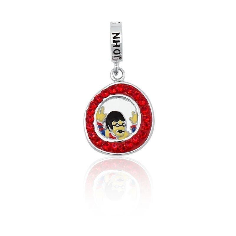 Berloque Medalha John Lennon