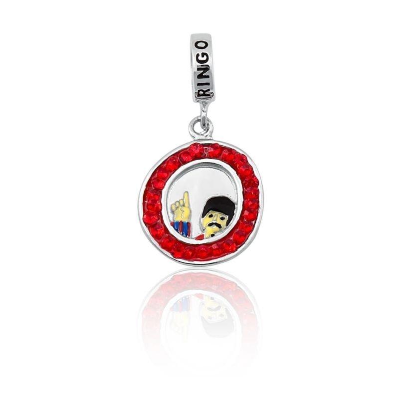 Berloque Medalha Ringo Starr
